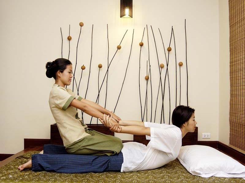 Тайского массажа техника массажа